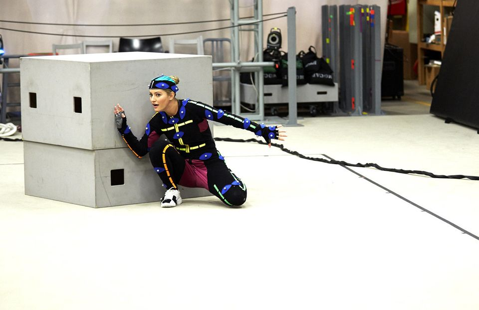 Get Your Head in the Game - Motion Capture Tech | HuffPost