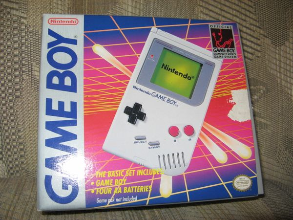 The Game Boy had decent battery life - up to 30 hours on a set of four AAs. But that when you're playing 14 hours a day and e