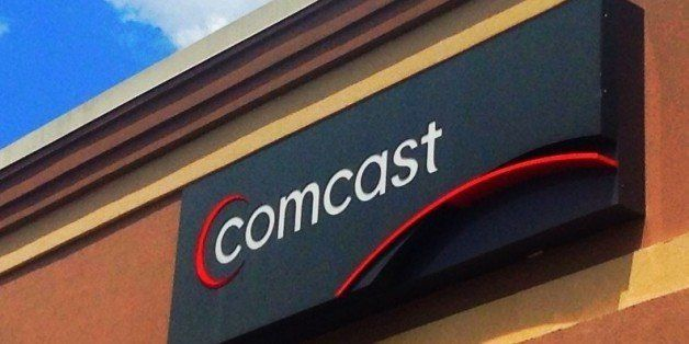 Comcast, by Mike Mozart of TheToyChannel and JeepersMedia on YouTube.
