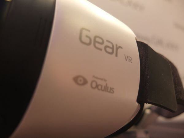 It's powered by Oculus - the leaders in the next gen of VR technology.