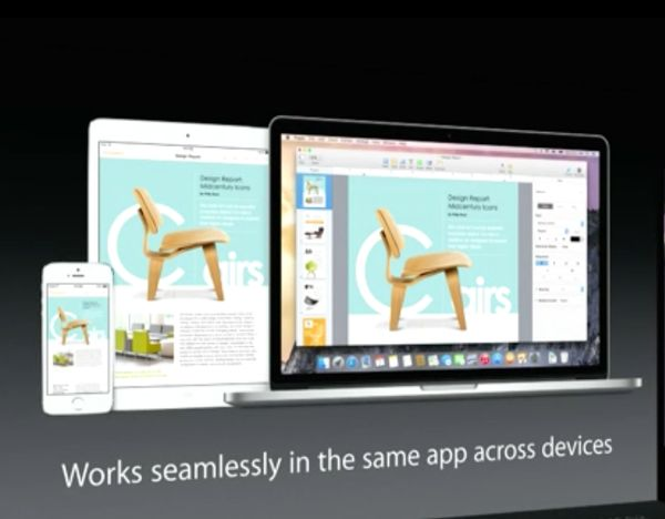 Apple is taking on Dropbox with its own in-Mac cloud drive that you can drag files to on Mac, iOS and Windows.