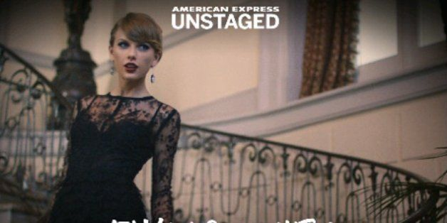 Taylor Swift Releases Mobile Game For 'Blank Space' Music