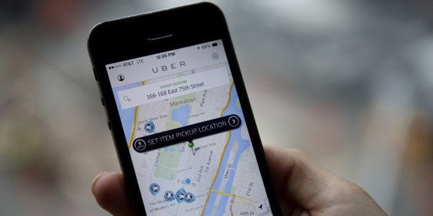 What Does It Take To Earn $90,000 As An Uber Driver? | HuffPost