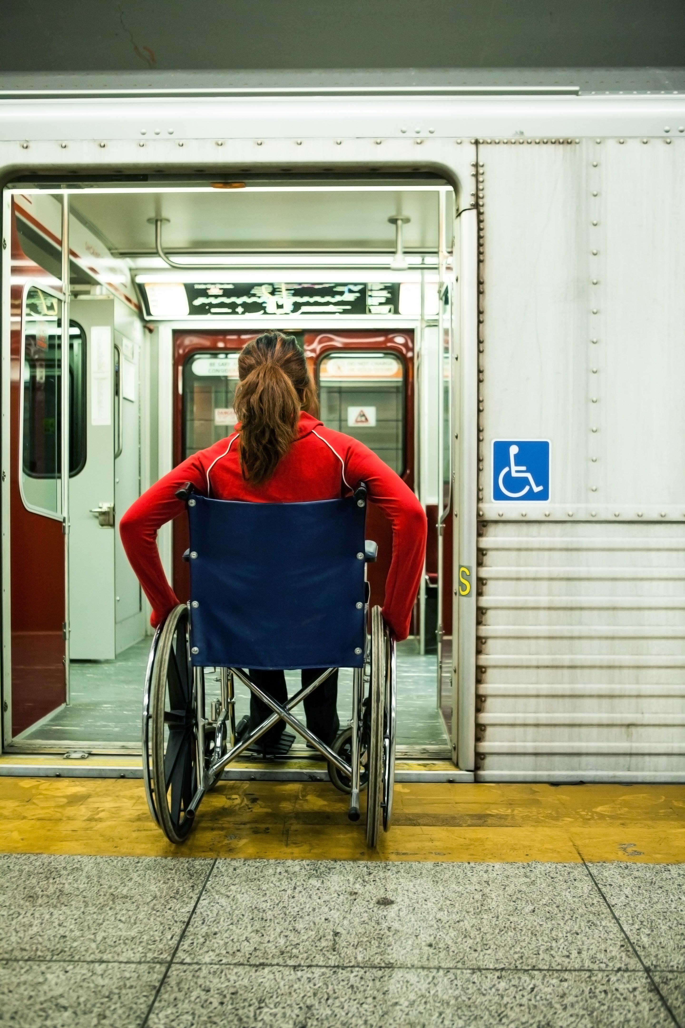 'It Will Be Life-Changing': New Train App To Help Disabled Passengers Praised By