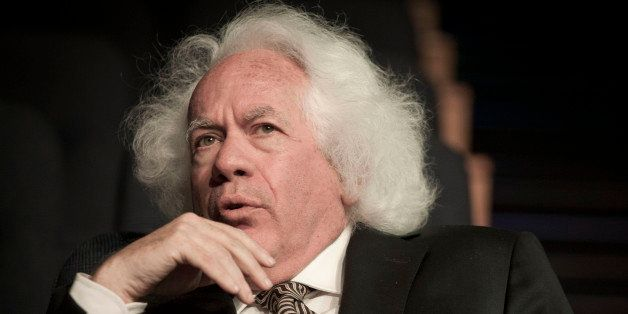 In this Sunday, June 9, 2013 photo, Leon Wieseltier,.intellectual and philosopher who has been the literary editor of The New
