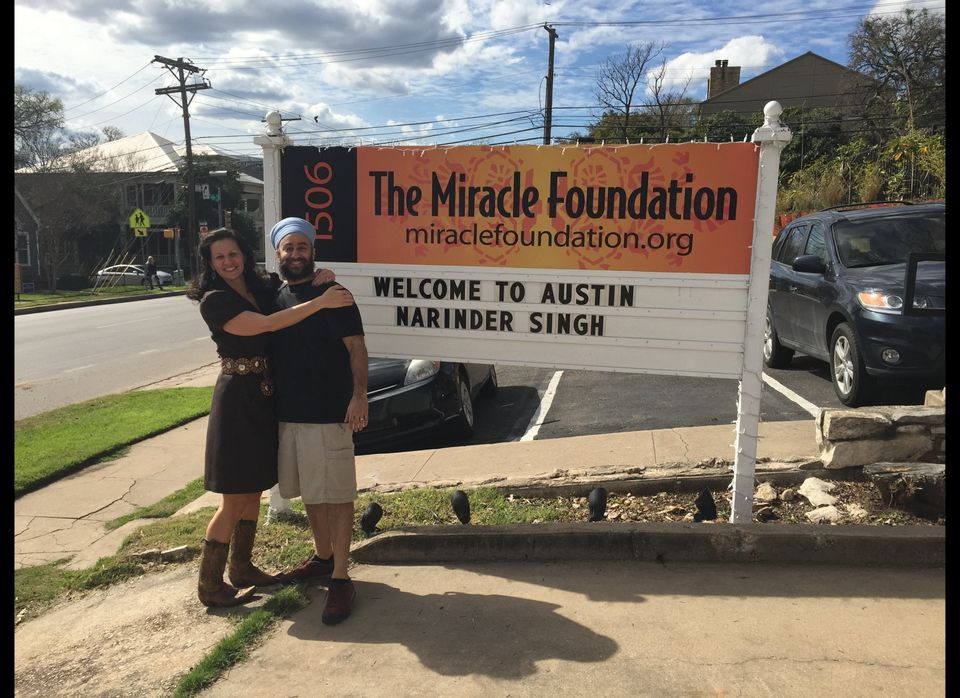 "<a href=""http://www.miraclefoundation.org/"" target=""_hplink"">The Miracle Foundation</a> is an inspirational non profit that h"