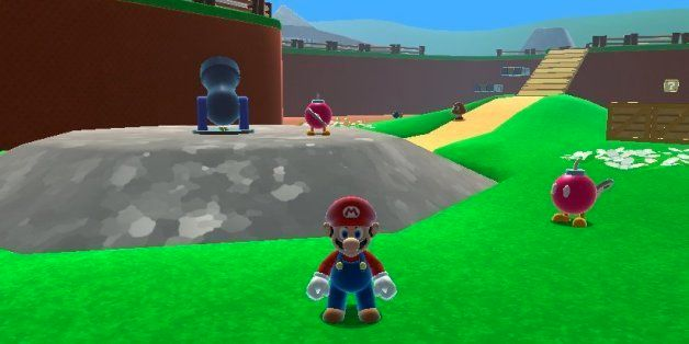 Here's How You Can Play 'Super Mario 64' At Your Desk Right Now