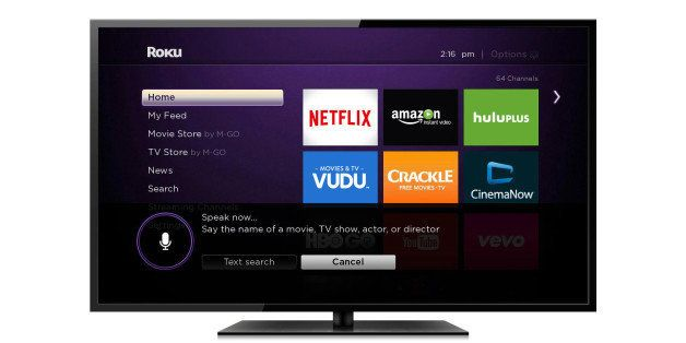 Roku Finally Gets Voice Control | HuffPost