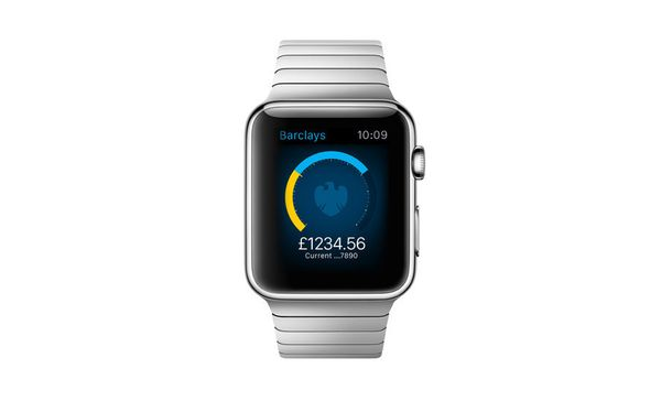 More an extension than a dedicated interactive app, the Barclays Apple Watch is a simple and secure way of seeing your balanc