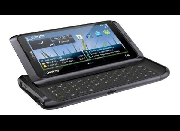 """""""Wow. That's the feeling that hits when you pick up the Nokia E7 for the first time,"""" <a href=""""http://www.engadget.com/2010/0"""