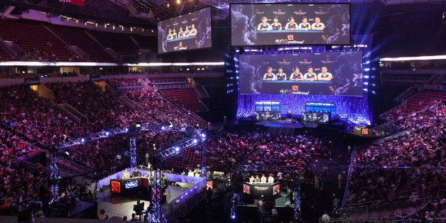 Forget Sports: Pro 'Dota 2' Gamers Will Make Millions This