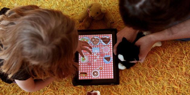 """From the iPad game Toca Tea Party by Toca Boca. Art by Mathilda Engman.  App Store - <a href=""""http://itunes.apple.com/us/ap"""