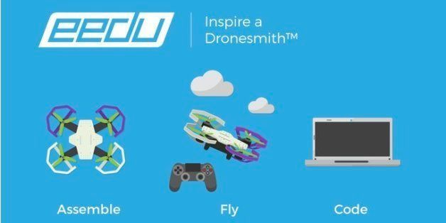 Now You Can Build Your Own Drone In Under 30 Minutes | HuffPost