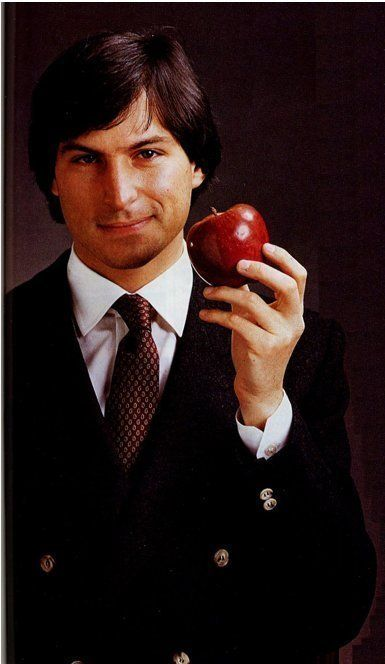 Steve Jobs Business Card Circa 1979 Photo Huffpost