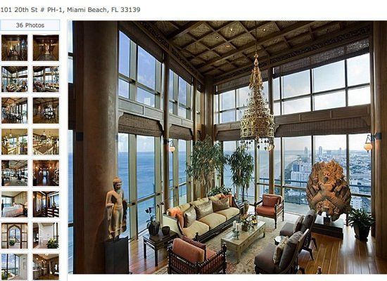 """The co-founder of Netscape Communications currently keeps <a href=""""http://www.zillow.com/homedetails/101-20th-St-PH-1-Miami-B"""