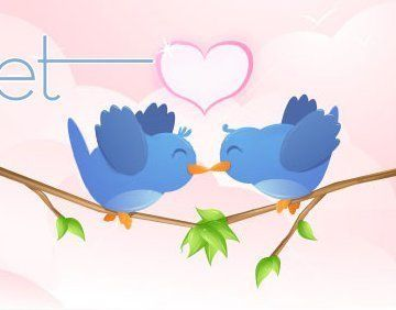 Twitter dating service