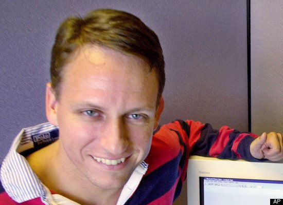 Facebook Investor Peter Thiel: Palantir Is The Next Facebook Or