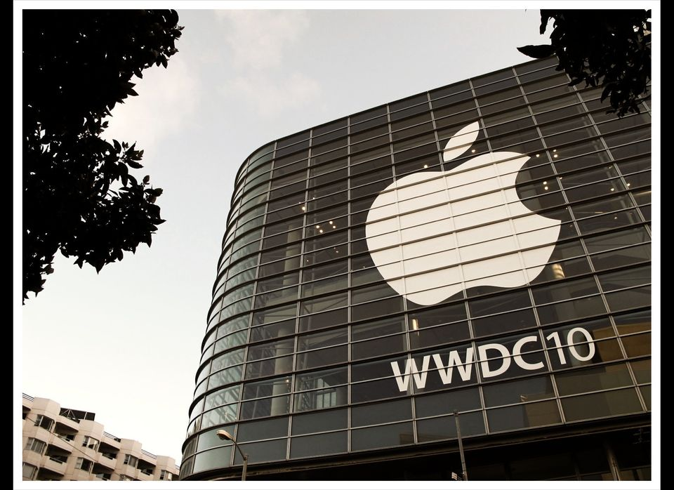 """Last year, the iPhone 4 took center stage at Apple's annual <a href=""""https://www.huffpost.com/entry/apple-wwdc-2011-announcem"""
