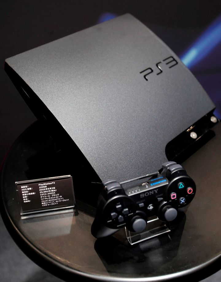 Sony PlayStation Network Hack Is Just The Beginning Of Giant Data