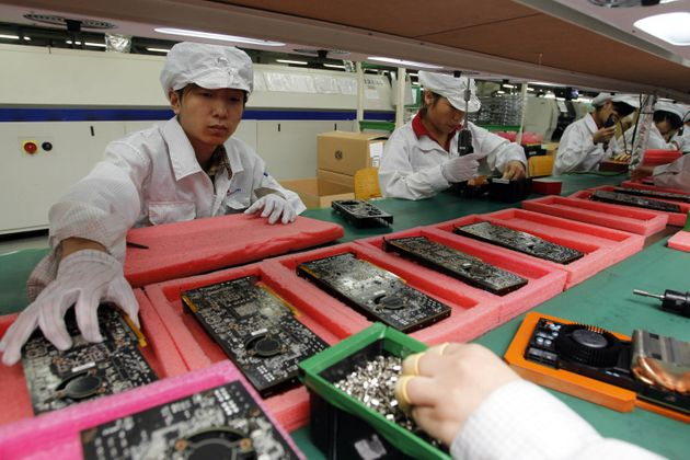 Apple Manufacturer Foxconn Makes Employees Sign 'No Suicide'
