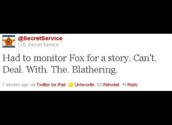 "A <a href=""https://www.huffpost.com/entry/secret-service-twitter-tweet_n_863892"" target=""_hplink"">rogue tweet blasting Fox Ne"