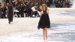 Chanel Literally Makes Waves With Latest