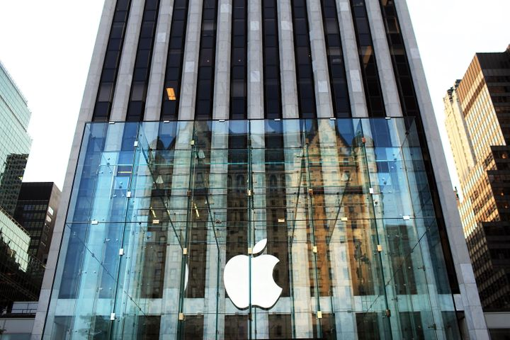 Apple Removes Glass Cube In New York Apple Store Renovation | HuffPost