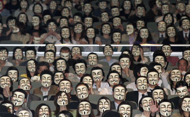LulzSec, Anonymous Hacker Groups Declare War Against