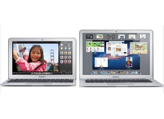 The 2011 MacBook Air comes in two screen sizes: 11 inches for $999 and 13 inches for $1299. At $999, the cheapest Air is now