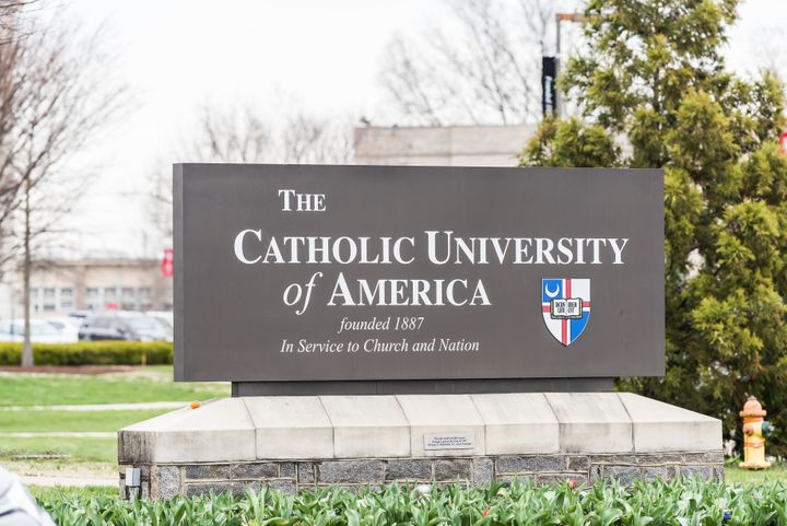 The Catholic University of America, which opened in 1889, was founded by U.S. Catholic bishops. It serves approximately 6,000