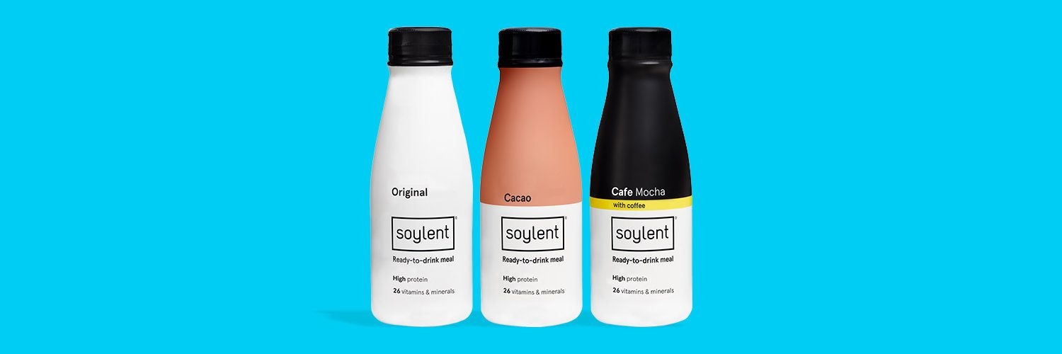 You Can Now Buy Soylent In The UK, But Are Meal Replacements Any