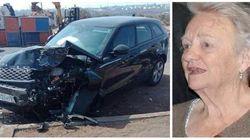 Verdict: 10 mois de prison ferme pour le conducteur qui a tué Pierrette