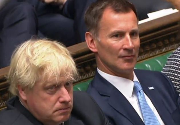 Boris Johnson And Jeremy Hunt Described As 'D*ckheads' By Former Tory Treasury Minister Jim