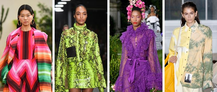 the 12 fashion trends to watch in 2019 according to the runways