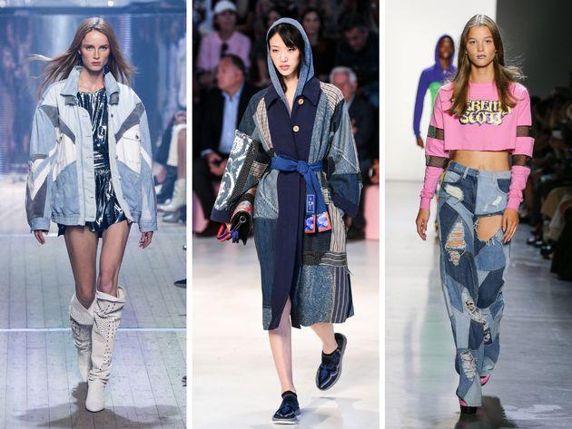 Las 12 Tendencias De Moda Que Veremos En 2019 Segun Las Semanas De