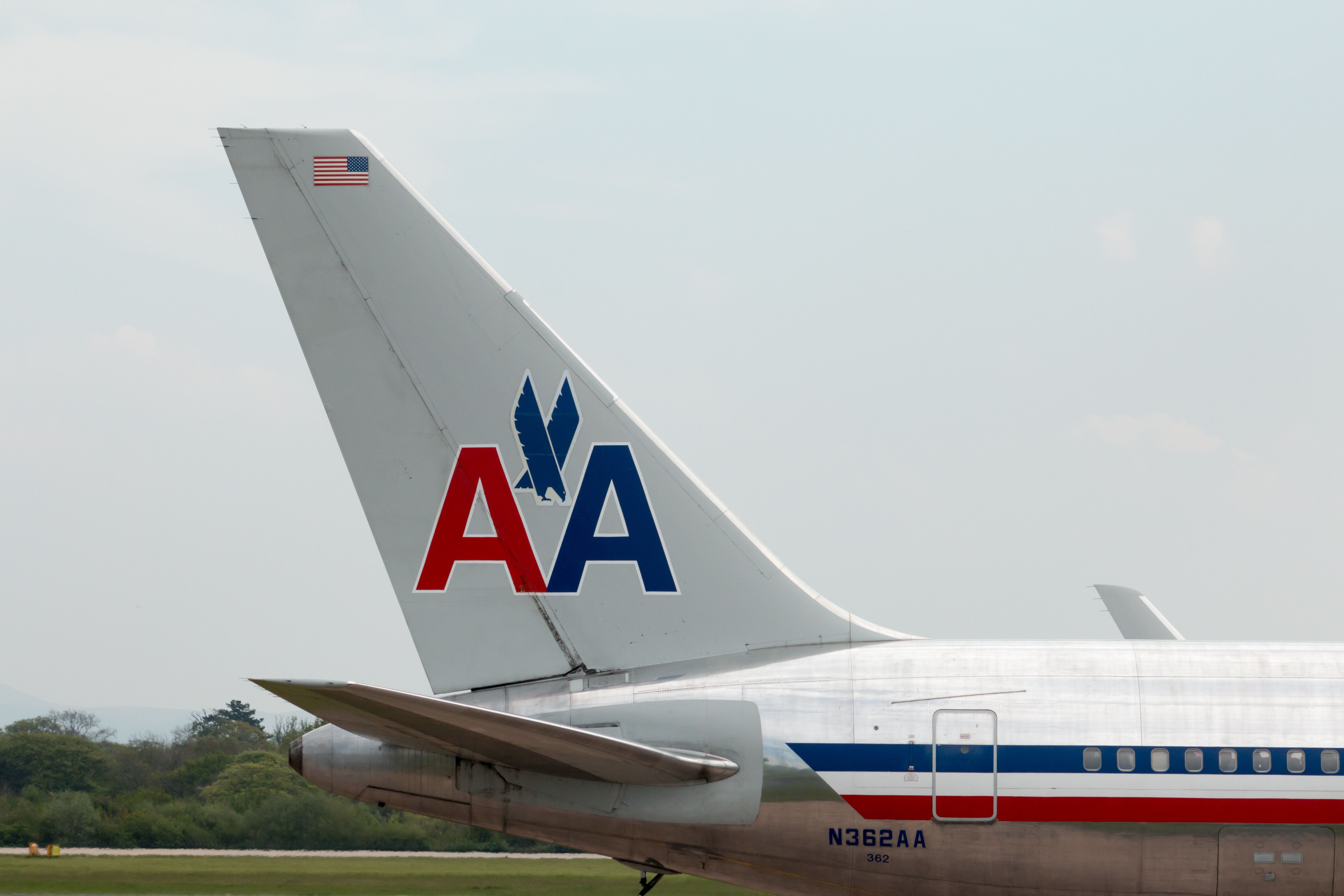 American Airlines Removes Passenger Who Won't Stop Doing