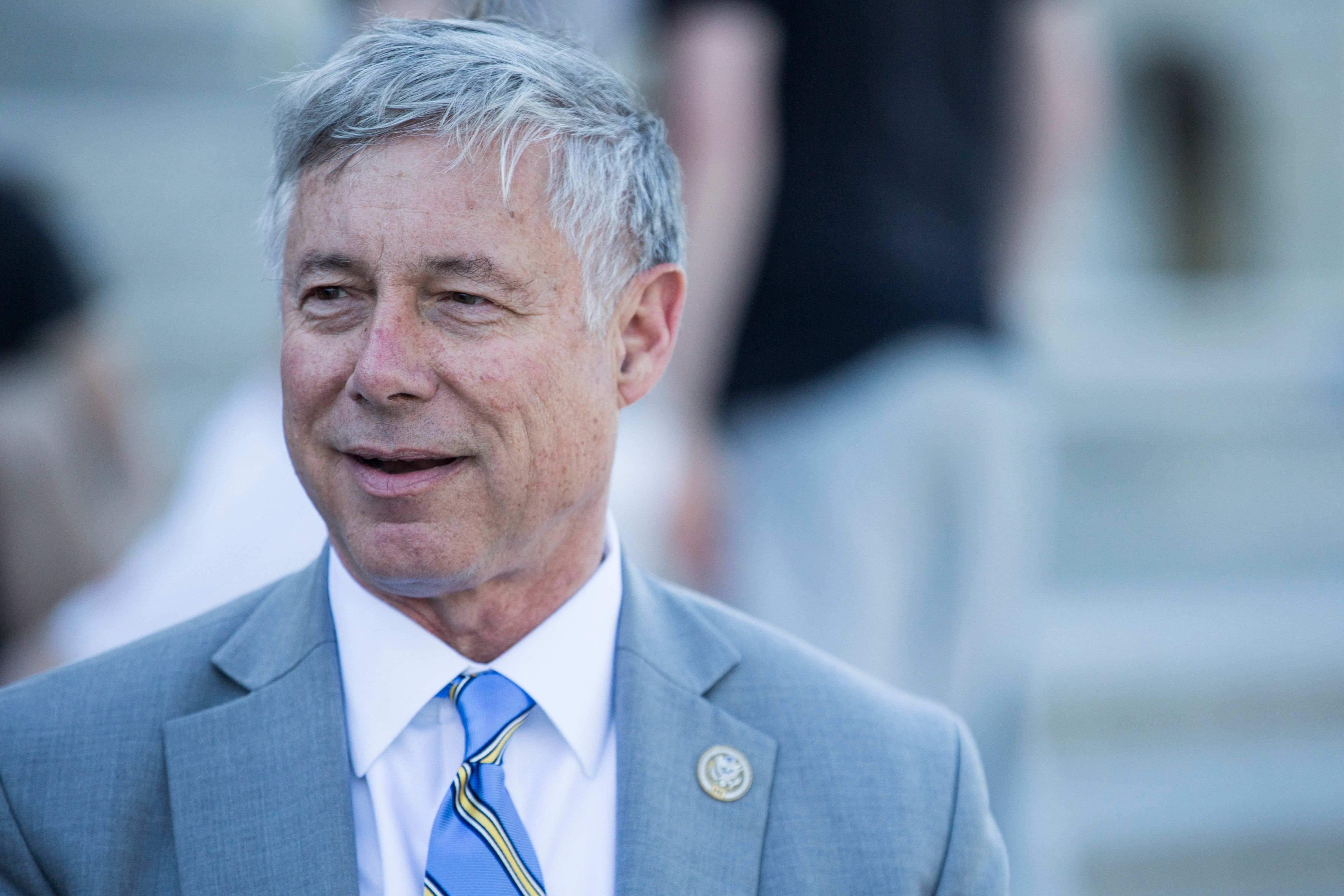 GOP Rep. Fred Upton played a leading role in crafting a compromise to save the GOP's efforts to repeal Obamacare.