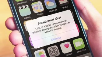 FEMAs Wireless Emergency Alerts will allow President Donald Trump to send emergency alerts to Americans cell phones