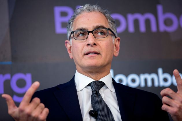 Hyatt Hotels Corp. CEO Mark Hoplamazian, seen here in 2014, recently said the hotel chain will no longer...