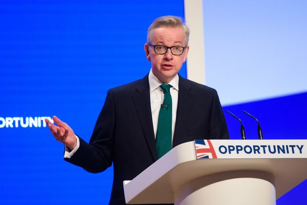 The government is not set to ban disposable nappies, Michael Gove has insisted
