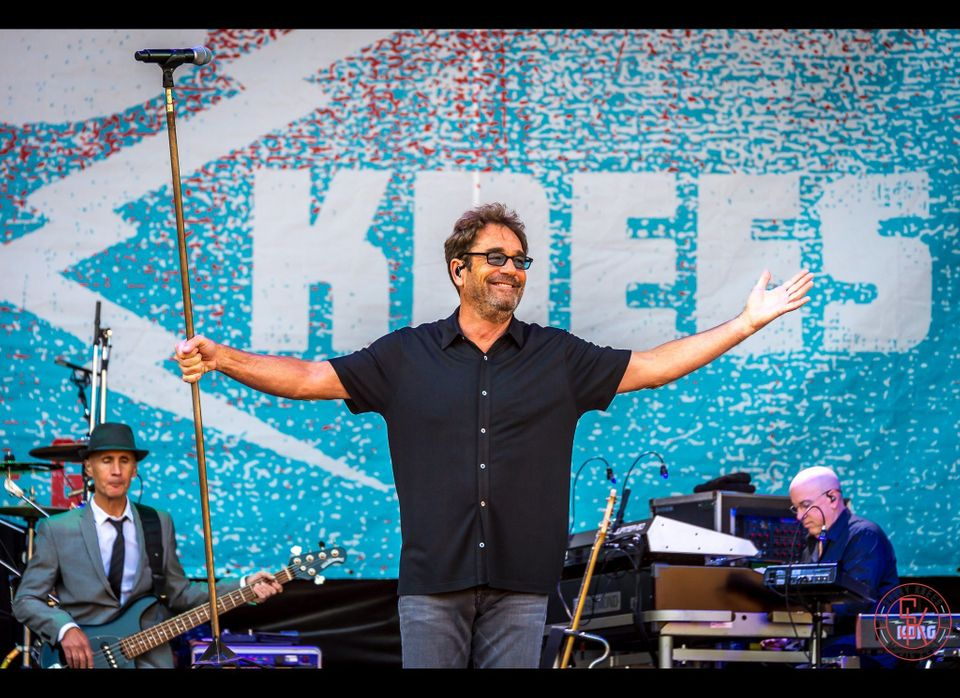 Huey Lewis and the News met a lot of new fans at Shaky Knees.