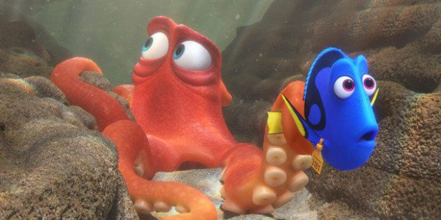 The One Glaring Problem With Finding Dory Huffpost