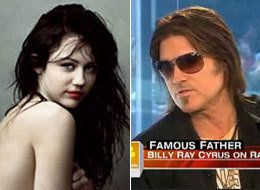 State Vanity fair miley billy ray cyrus