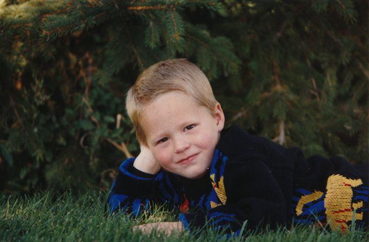 Galen at age 4.