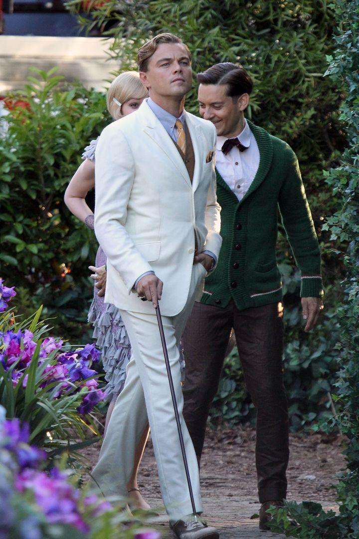 The Great Gatsby by Leonardo DiCaprio
