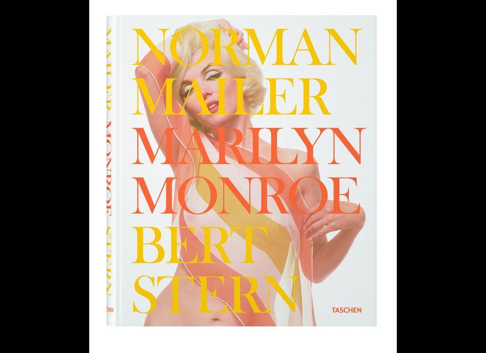 """From """"Norman Mailer, Bert Stern: Marilyn Monroe,"""" TASCHEN"""