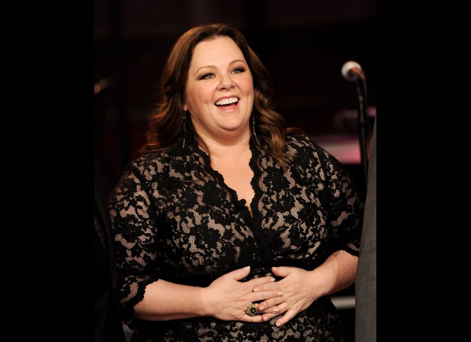 """An Emmy for """"Mike and Molly"""" and the absolute breakout performance of 2011 in """"Bridesmaids."""" She's developing her own films n"""