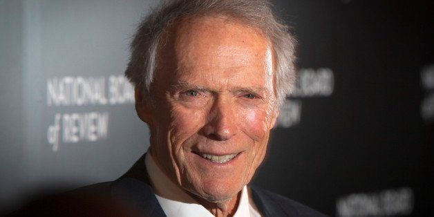 Director Clint Eastwood arrives for the National Board of Review gala in the Manhattan borough of New York January 6, 2015.