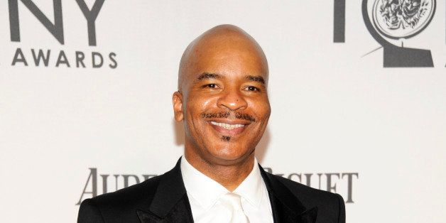 FILE - This June 10, 2012 file photo shows David Alan Grier at the 66th Annual Tony Awards in New York. Grier is nominated fo