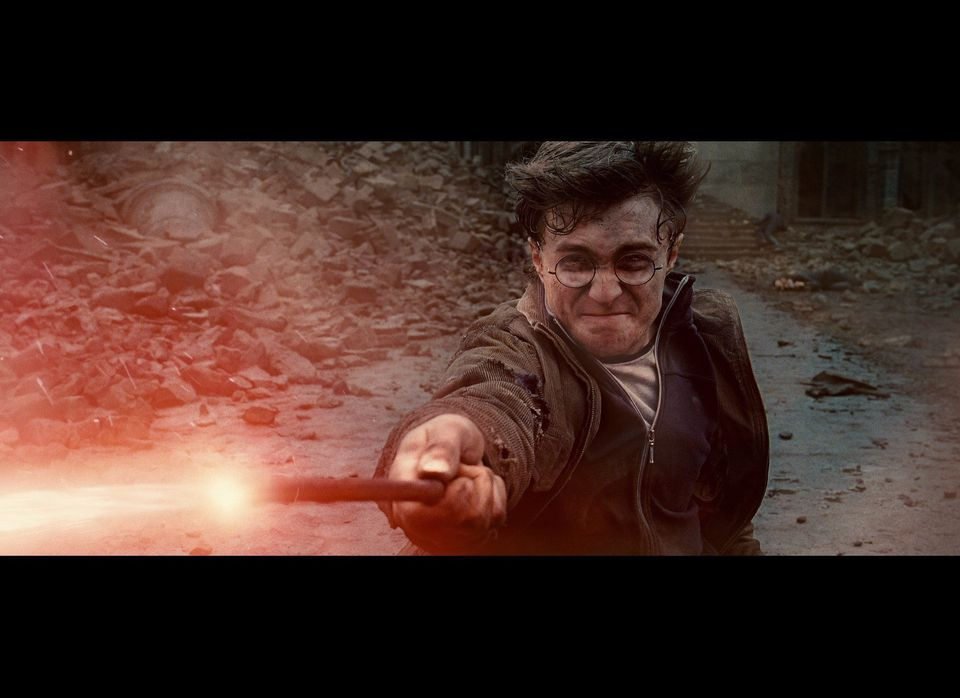 """""""Lord of the Rings,"""" this was not. Despite being well-reviewed, beloved and a bonafide box-office hit, """"Harry Potter"""" was rel"""